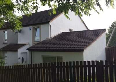 After Wall Coating in Glasgow